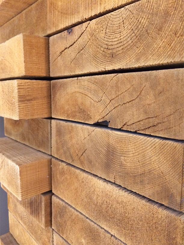 Dřevěné obklady do interiéru