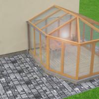 Zimní zahrada Renata